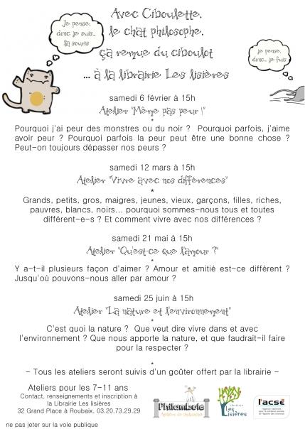 Ateliers Ciboulette