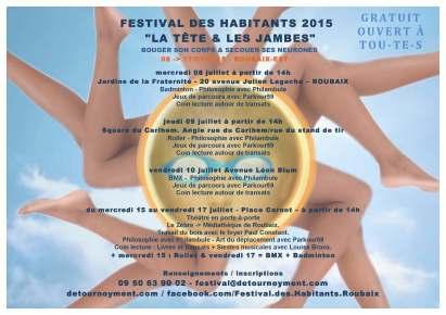 Festival Des Habitants 2015 Roubaix