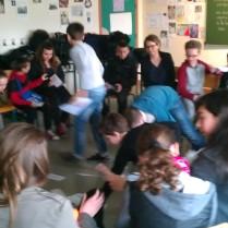 Lycée Jean Jaurès à Vieux-Condé - Atelier sur la liberté d'expression